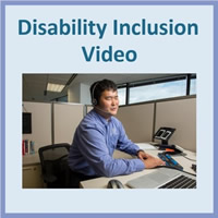 Disability Inclusion Video
