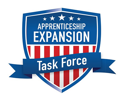 Task Force on Apprenticeship Expansion in America logo