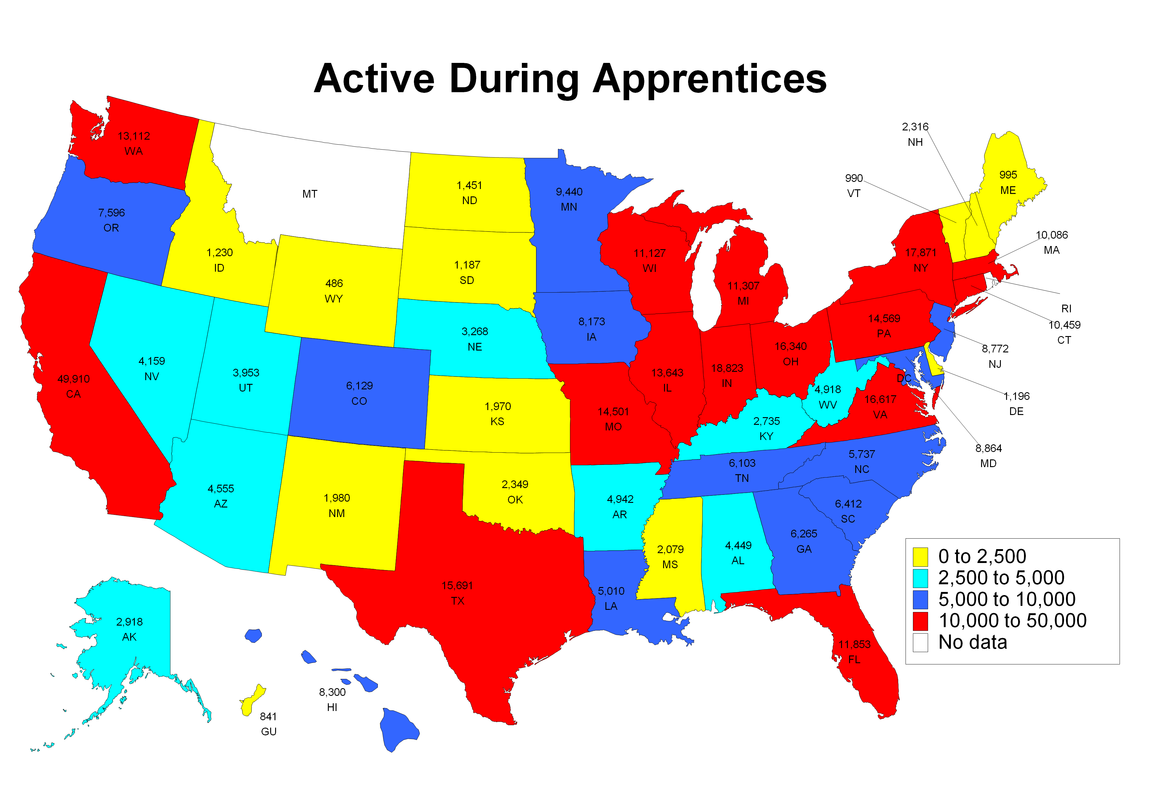 Active During Apprentices 2013
