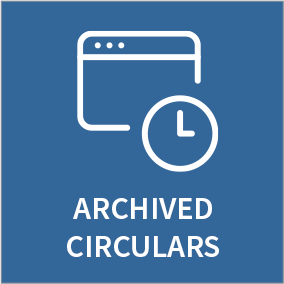 Archived Circulars