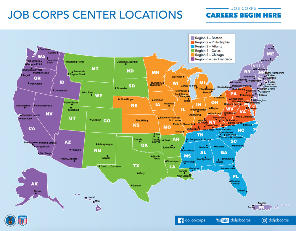 dol region maps