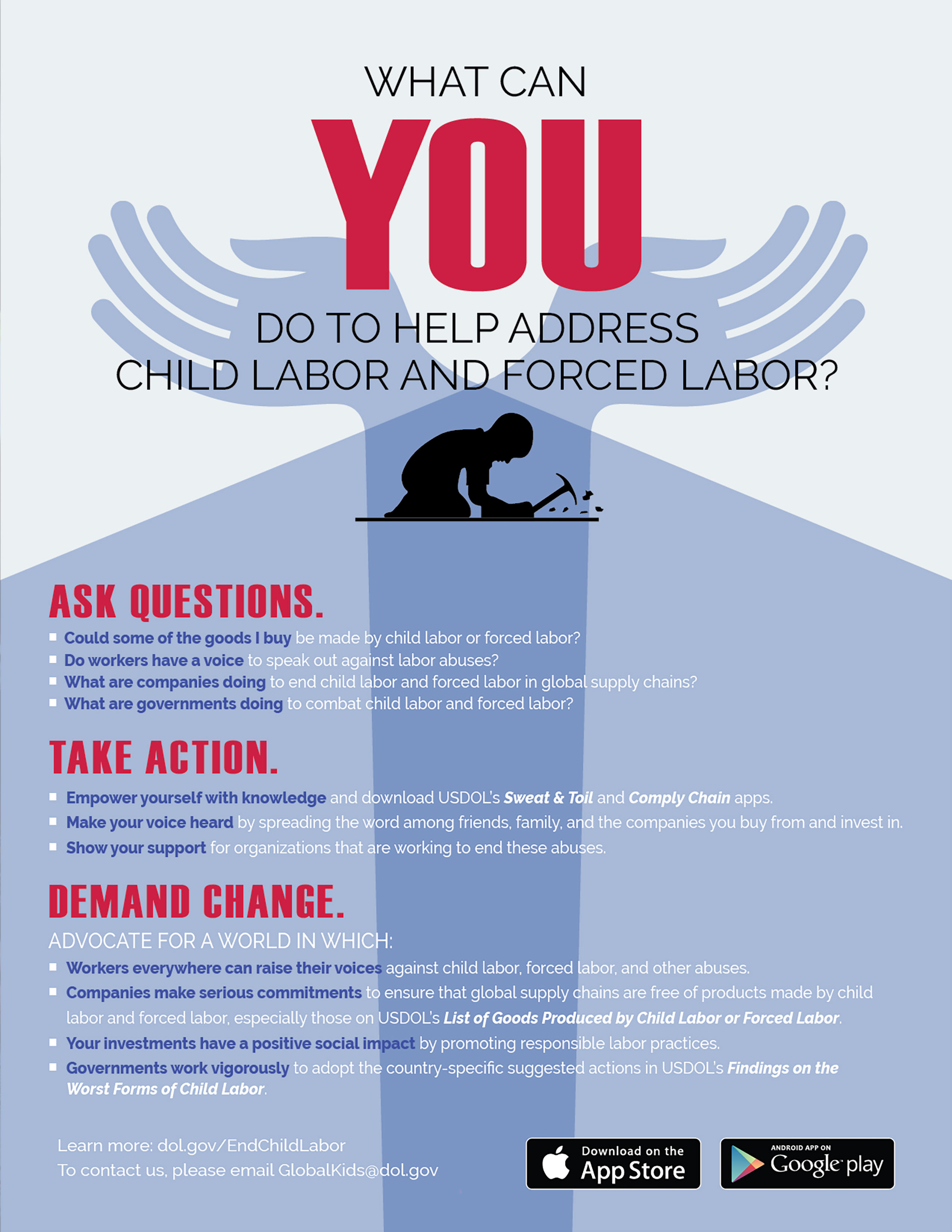 What Can You Do Poster