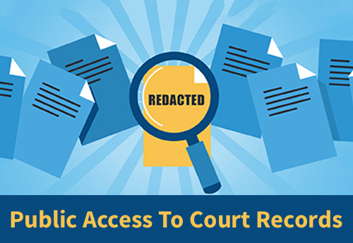 Public Access to Court Records