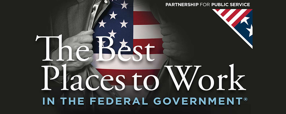 Best Place to Work Federal Government