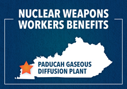 Town Hall for Current and  Former Nuclear Weapons Workers in Paducah, Kentucky