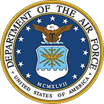 United States of America, Department of the Air Force seal