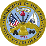 United States of America, Department of the Army seal