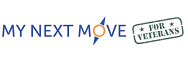 My Next Move for Veterans logo