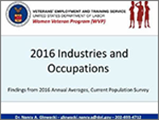 2016 Industries and Occupations