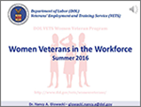 Women Veterans in the Workforce