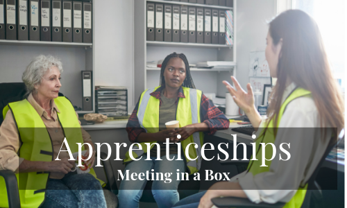Apprenticeships - Meeting in a Box