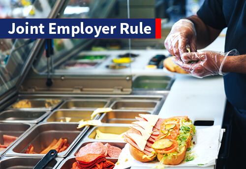 Joint Employer Final Rule