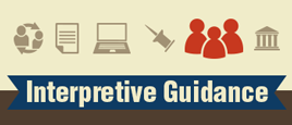 Interpretive Guidance
