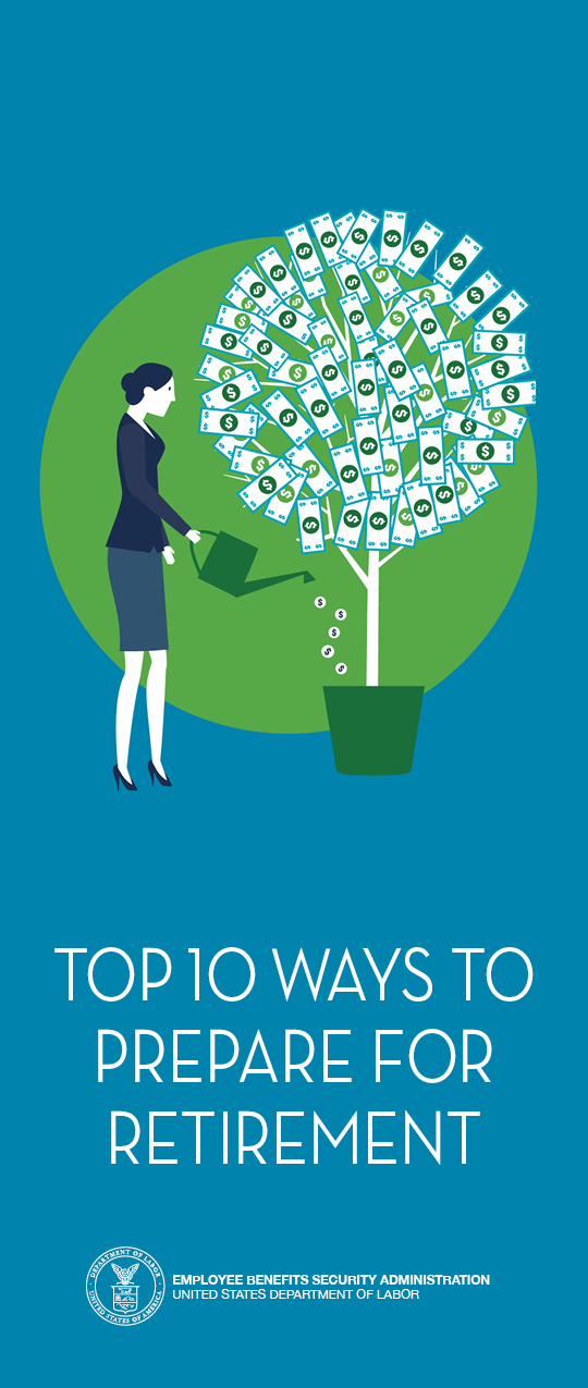 Description: Top 10 Ways To Prepare For Retirement