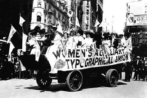 Women's Auxiliary Typographical Union