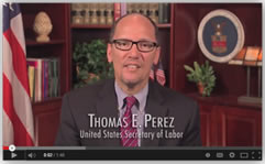 View the YouTube video of Secretary Perez on Short-Time Compensation