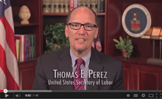 Secretary Perez on Short-Time Compensation.  View the video.