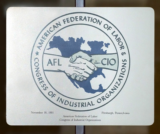 American Federation of Labor - Congress of Industrial Organizations logo