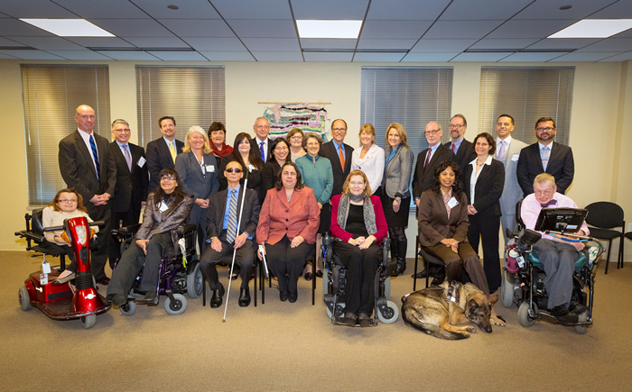 Advisory Committee on Increasing Competitive Integrated Employment for Individuals with Disabilities