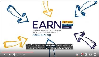 EARN recently developed an animated video to showcase its offerings and introduce small businesses.