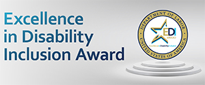 Excellence in Disability Inclusion Award