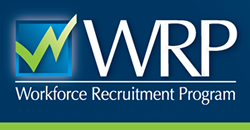 WRP Logo: Workforce Recruitment Program