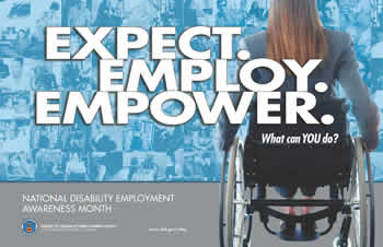 Turning Disability Employment Awareness Month into a Year-Long Focus