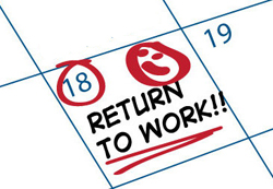 Stay at Work/Return to Work