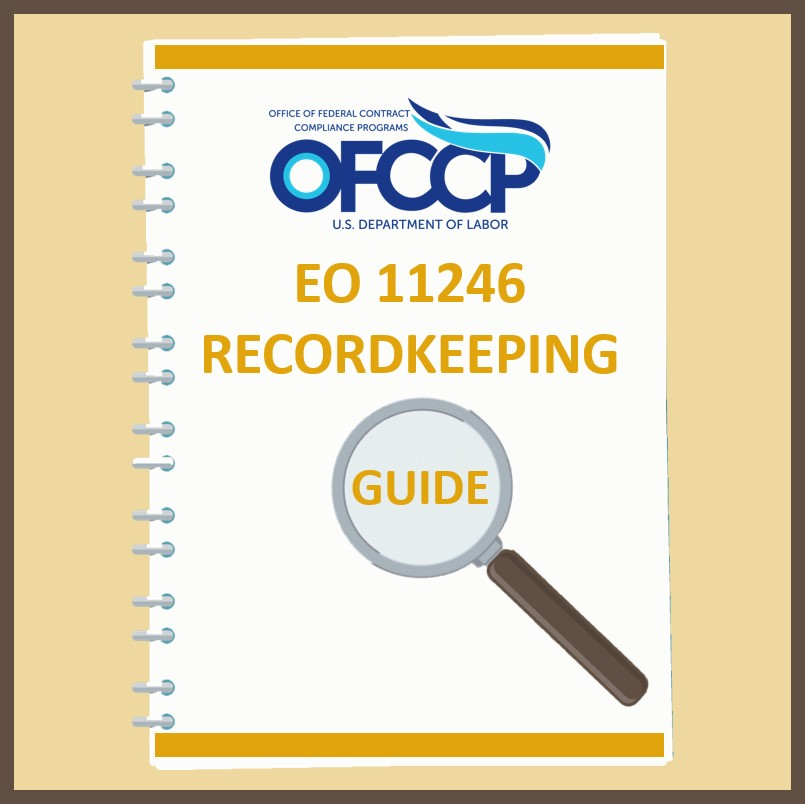 EEO 11246 Record Keeping Guide