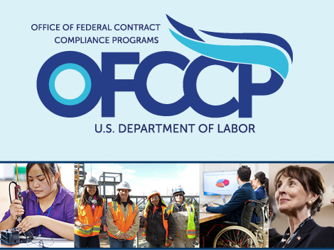 OFCCP Banner - Community Based Organizations