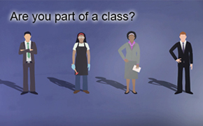 Are you part of a class?