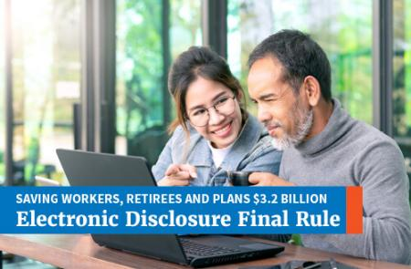 Electronic Disclosure Final Rule