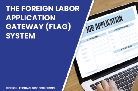 Foreign Labor Application Gateway System