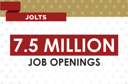 7.5 Million Job Openings