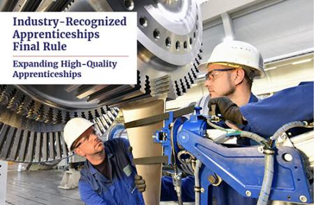 Industry-Recognized Apprenticeship Final Rule