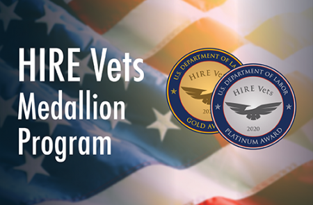 HIRE Vets Medallion Program featured story