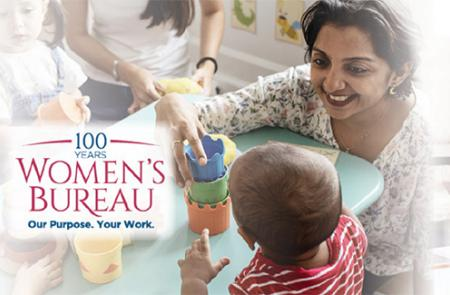 100 Years - Women's Bureau - Our Purpose. Your Work