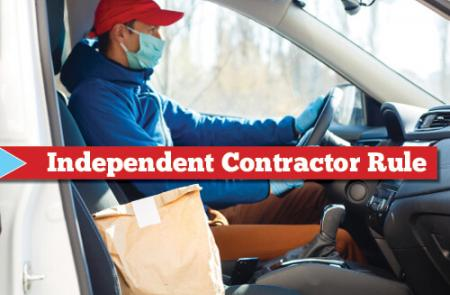 Proposed Rule: Independent Contractor
