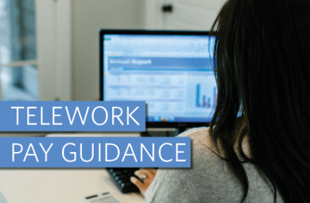 Telework Pay Guidance