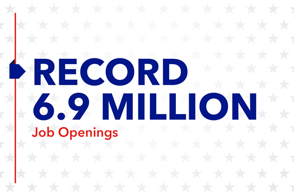 Job Openings Are At A Record High